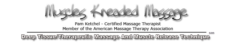 Muscles Kneaded Massage